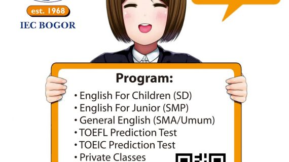 #PROGRAM ENGLISH FOR TODDLERS (USIA PAUD)