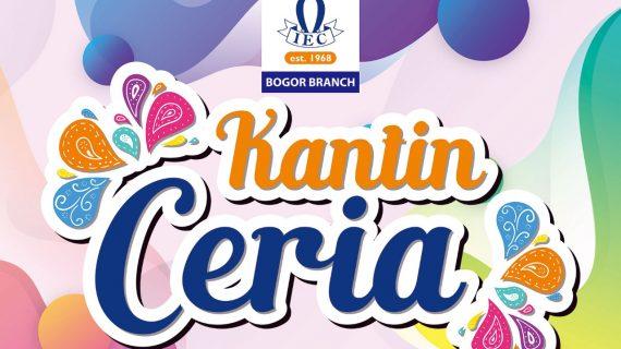 Launching Kantin Ceria IEC Bogor